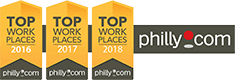 Top Places to Work Philly.com 2016