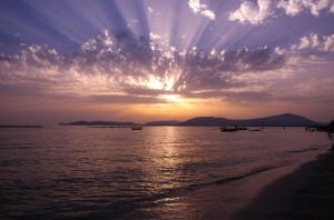 balda_sunset_sardinia_beach